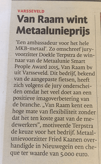 smart people award winnaar
