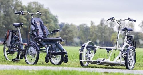 wheelchair bikes