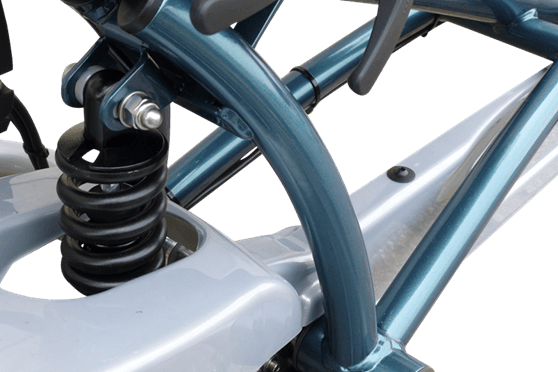 tricycle suspension