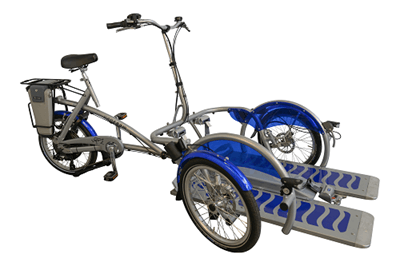 veloplus wheelchair bike