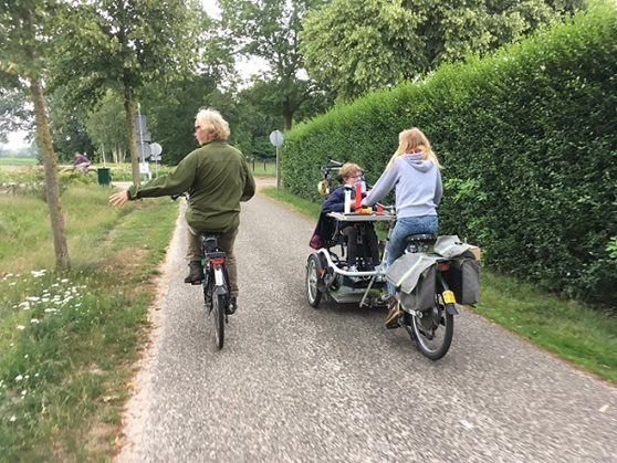 Wheelchair-transport-bicycle-user-experience-Jolanda-Rutten