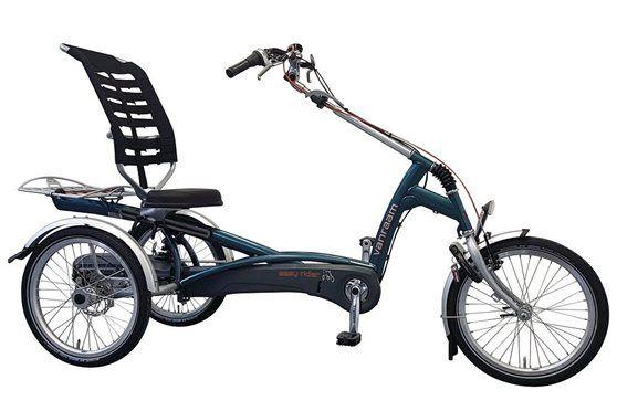 tricycle adulte lectrique van raam. Black Bedroom Furniture Sets. Home Design Ideas