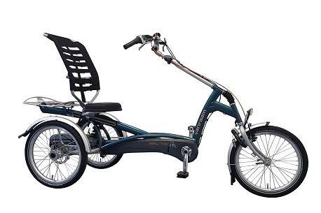 Wonderlijk Elektrische driewieler volwassenen steeds populairder | Van Raam XL-96