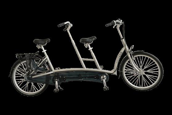 a4697a0cfe7 Tandem Twinny | companion bike Van Raam | Van Raam