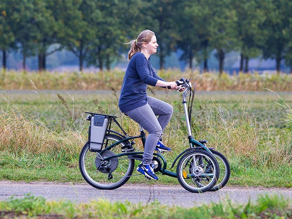 Van Raam Viktoria electric tricycle for adults