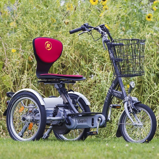 mobility scooter tricycle bike