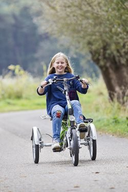 Easy Rider Junior tricycle for children made by Van Raam