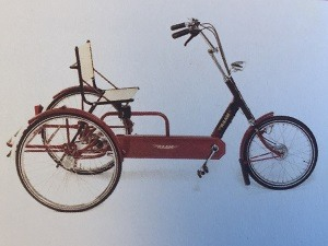 Seat bike (1995 1st version)