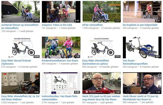 Special needs bikes youtube