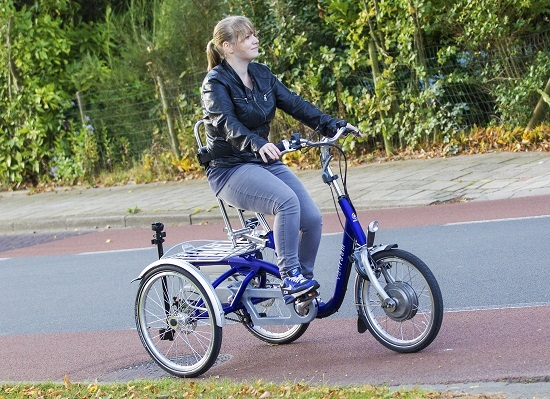 Midi: tricycle for youth and small adults