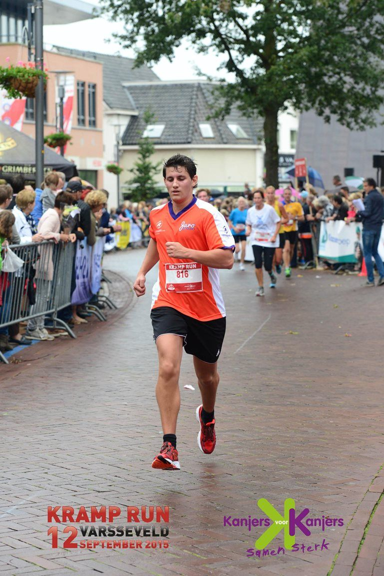 Kramp Run Van Raam, Geert-Jan