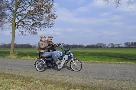 Van Raam duo bike fun2go