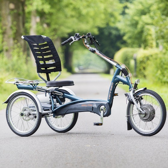 Seating tricycle